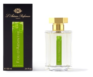 L'Artisan Parfumeur Fou d`Absinthe1