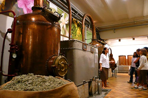grasse-perfume-factory. Källa-La Bastide d'Emmanuelle