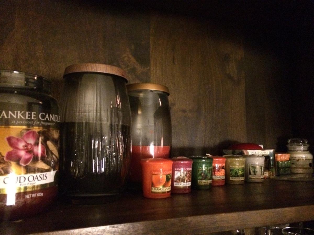 Bästa doftljus - Yankee Candle och Amouage