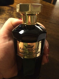 Amouroud, Santal des Indes, den ligger så bra i handen!