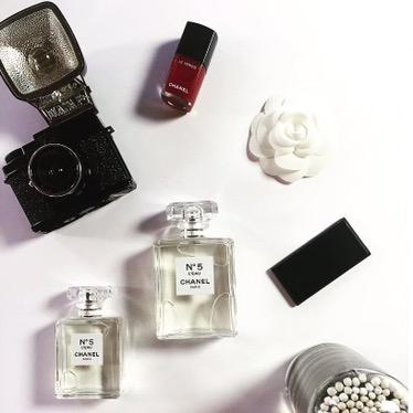 Chanel no. 5, L'eau. Källa: Instagram, bazaarindia
