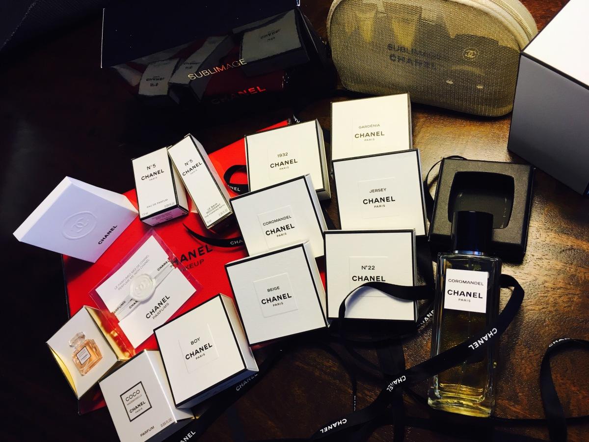 Dagens haul - Chanel