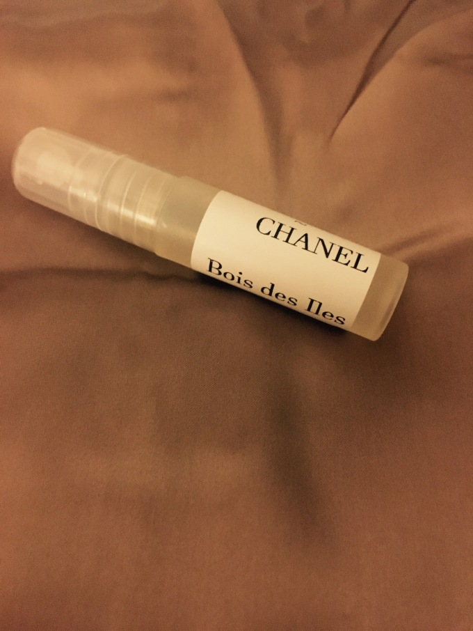 Chanel, Bois de Iles