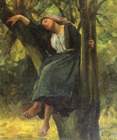 Woman of the woods. Källa:4ever21christina.wordpress.com