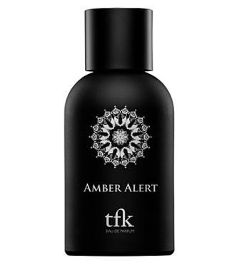 Amber Alert, The Fragrance Kitchen