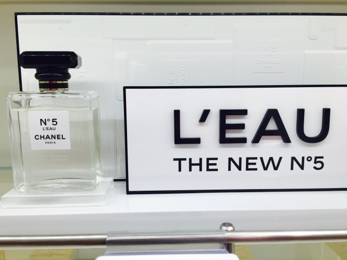 Chanel no.5, L'Eau