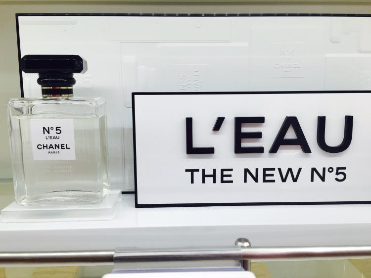Chanel no.5, L'Eau