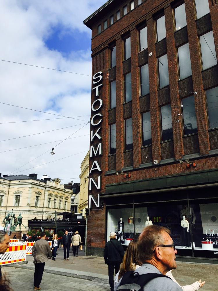 Stockmann, Helsingfors