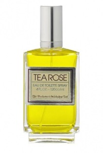 Tea Rose, The Perfumer's Workshop Ltd.