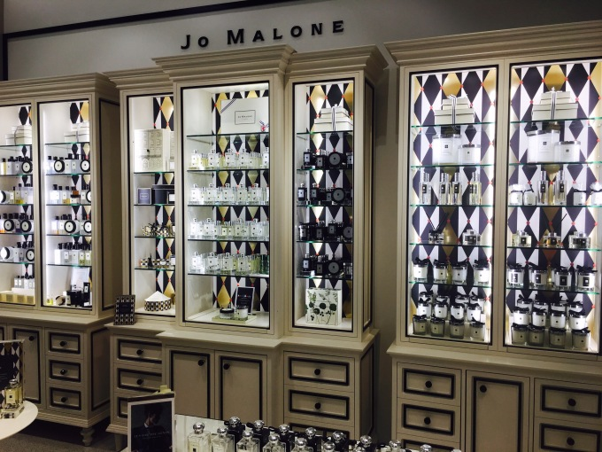 Joe Malone London, Nordstrom, The Mall of San Juan