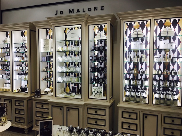 Joe Malone London, Nordstrom, The Mall of San Juan