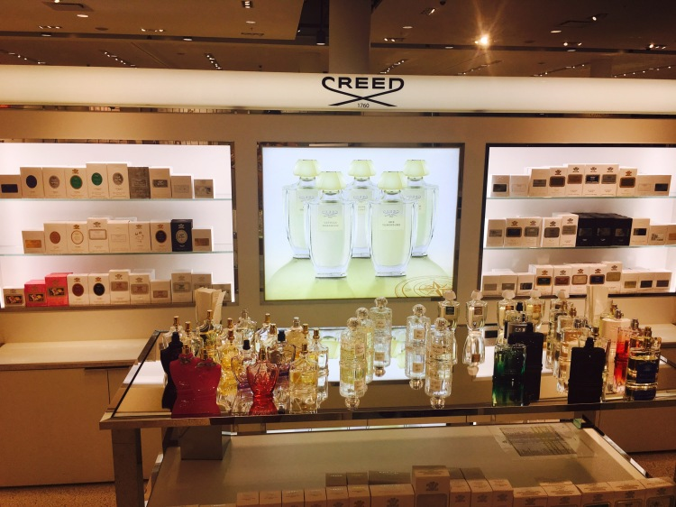 Creed, Nordstrom, The Mall of San Juan