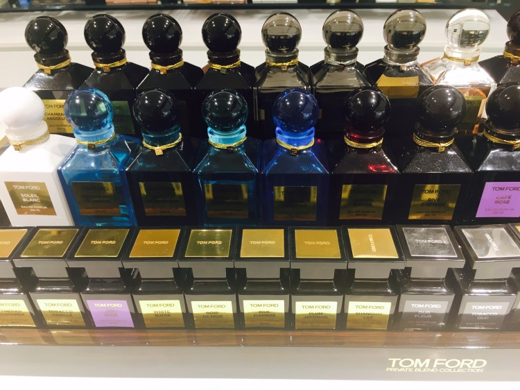 Tom Ford, Nordstrom, The Mall of San Juan