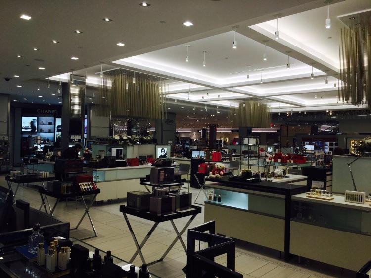 Saks Fifth Avenue, The Mall of San Juan