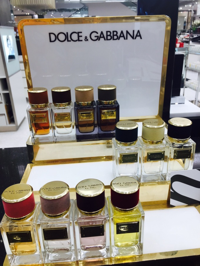 Dolce & Gabbana, Saks Fifth Avenue, The Mall of San Juan