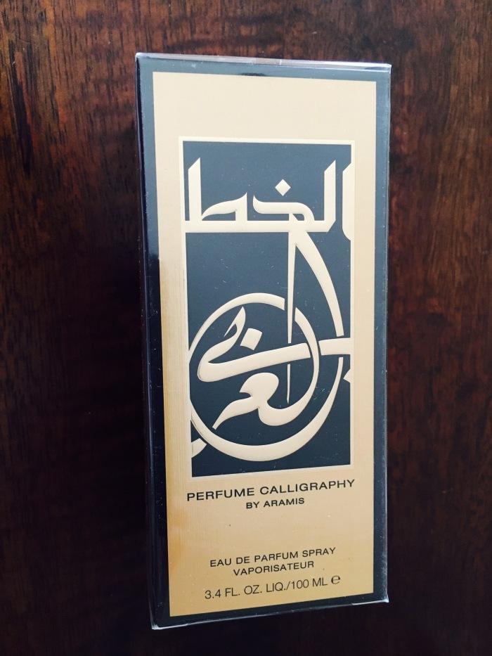 Aramis, Perfume Caligraphy