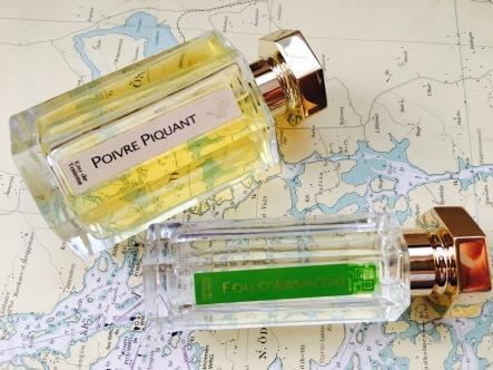 L'Artisan Parfums: Poivre Piquant och Fou de Absinthe