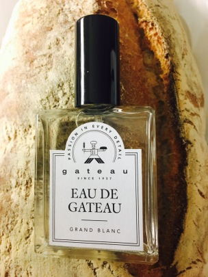 Eau de Gateau, Grand Blanc