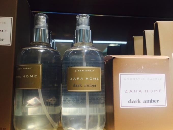 Zara Home, Dark amber. Testa den! En lillebror till Fords Plum Japonais ;)
