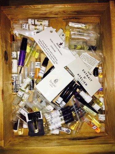 Mina samples i superfin ordning ;)