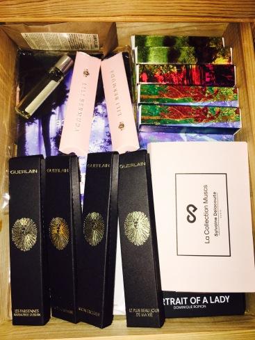 Mina samples