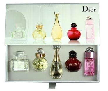 Dior, en giftset