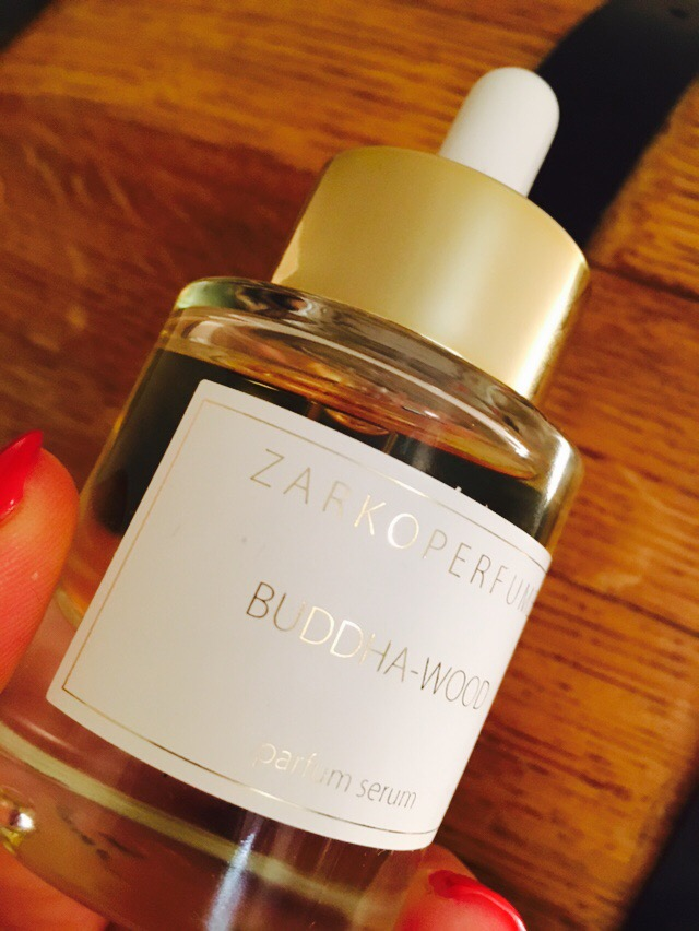 Zarkoperfume, Buddha-Wood parfum serum