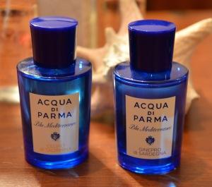 Acqua di Parma Cedro di Taormina och Ginepro di Sardegna