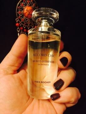 Yves Rocher - Accord Chic Secrets d'Essences