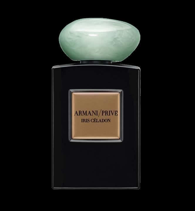 Armani Privè, Iris Céladon