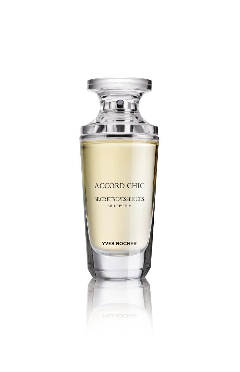 Vilken härlig överraskning! Yves Rocher - Accord Chic Secrets d'Essences