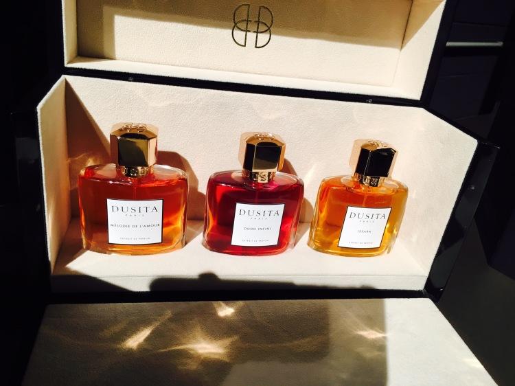 Fantastiska dofter från Parfums Dusita