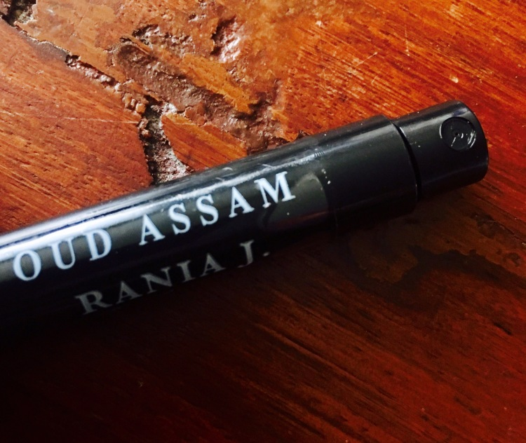 Oud Assam, Rania J., sample