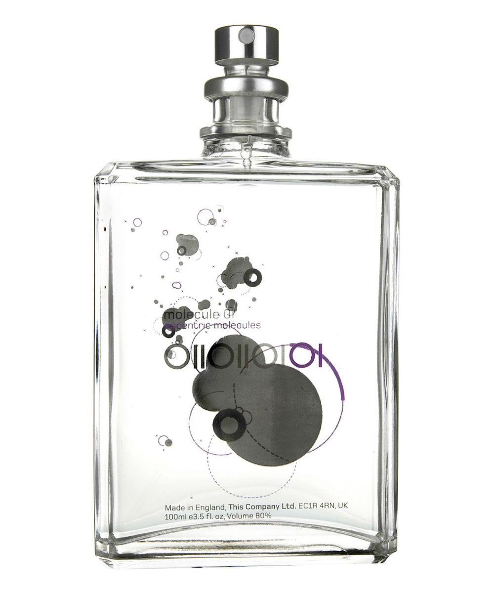 Molecule 01 - parfymen, myten, legenden. Iso E Super och molekylära parfymer.