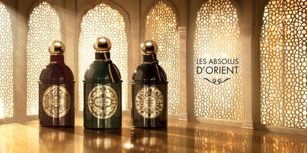 Guerlain - Kronjuvelerna från Tusen och en natt - Les Absolus d`Orient