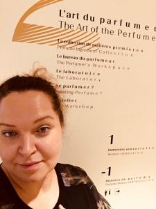 Trötta jag på Le Grand Musee du Parfum