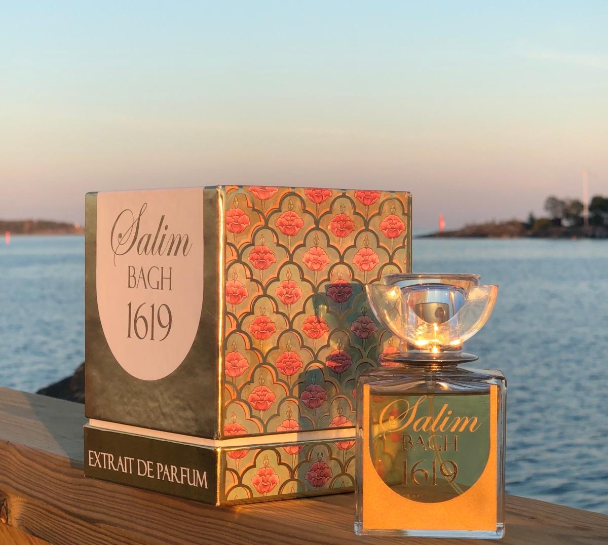 Komsi hösten - jag är redo nu! Salim Bagh 1619 av Tabacora Parfums