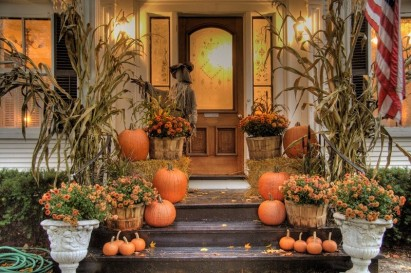 decorating-the-house-for-fall