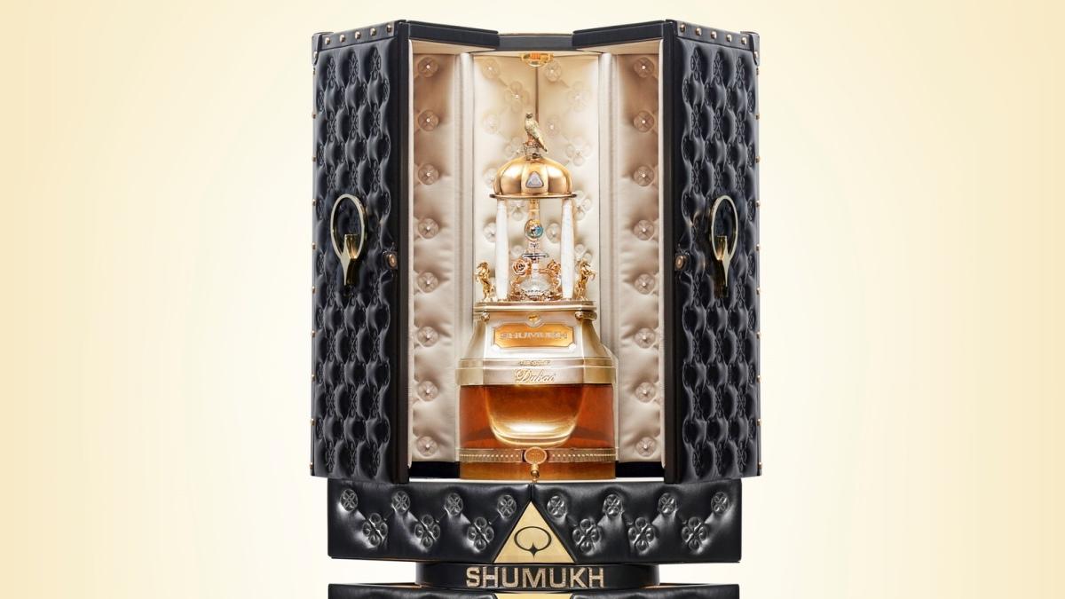 Världens dyraste parfym! The Spirit of Dubai - Shumukh